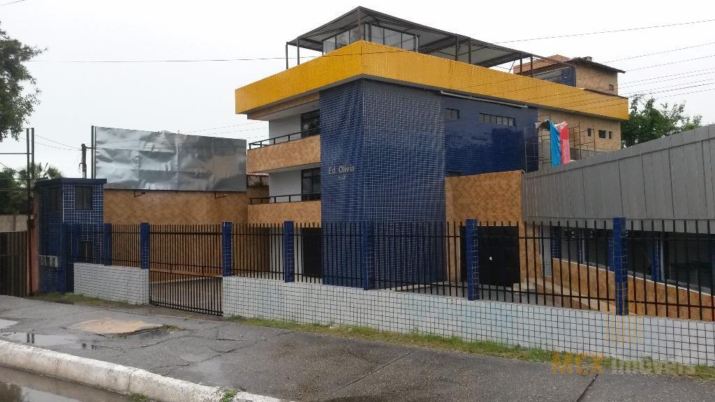 Prédio  de 1300m² para  locação, bairro Serrinha, Fortaleza/CE.