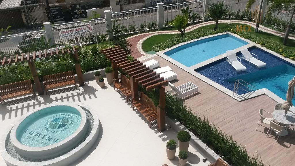 Apartamento com 111m², 3 suítes e 2 vagas no bairro Aldeota para locação, Fortaleza/CE
