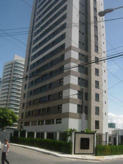Apartamento com 3 suítes locação no Cocó, Fortaleza/CE.