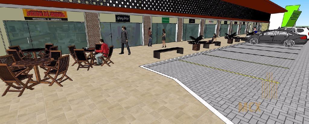 Loja de 55m² para locação no bairro Monte Castelo, Fortaleza/CE.