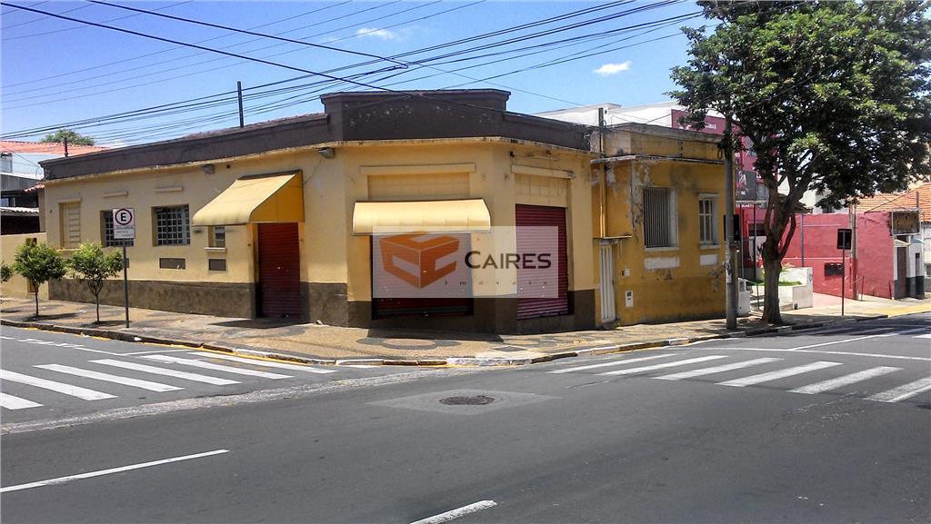Casa residencial à venda, Bonfim, Campinas.