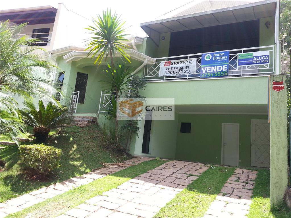 Casa residencial para venda e locação, Parque da Hípica, Campinas.