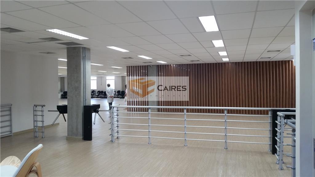 Andar Corporativo  corporativa para locação, Polo II de Alta Tecnologia (Campinas), Campinas.
