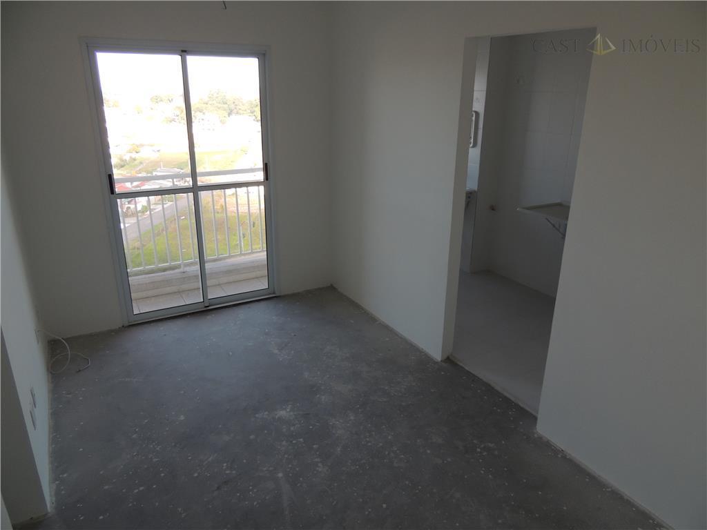 Apartamento de 2 dormitórios em Tingui, Curitiba - PR