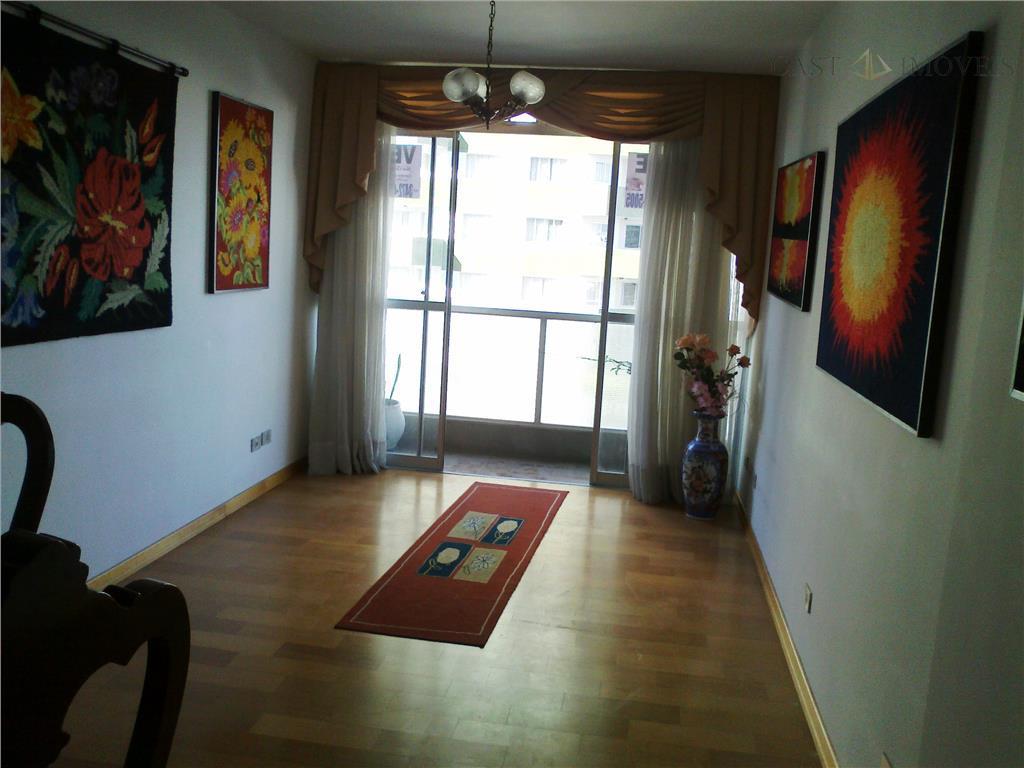 Apartamento de 3 dormitórios em Bigorrilho, Curitiba - PR