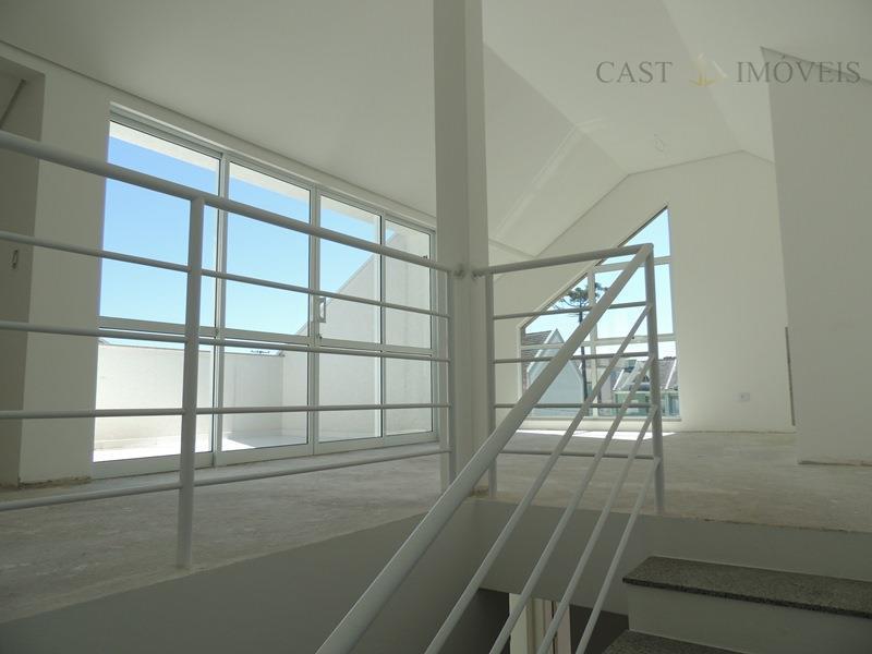 Sobrado de 3 dormitórios à venda em Santa Felicidade, Curitiba - PR