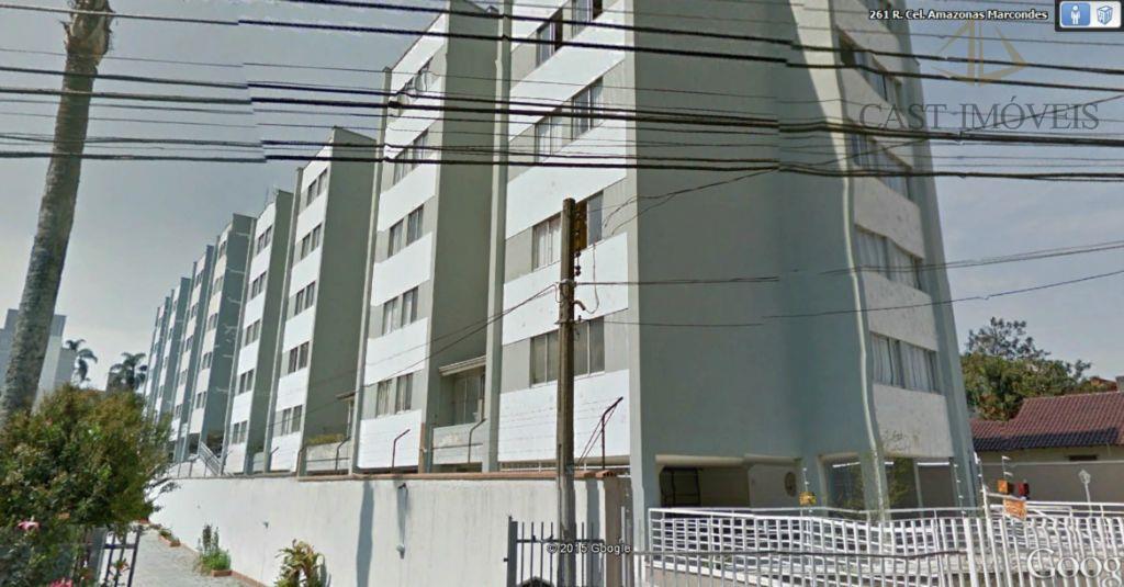 Apartamento de 2 dormitórios à venda em Cabral, Curitiba - PR