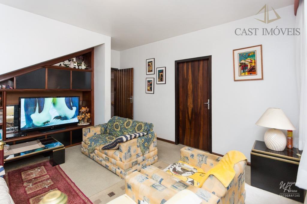 Sobrado de 4 dormitórios em Alto Da Rua Xv, Curitiba - PR