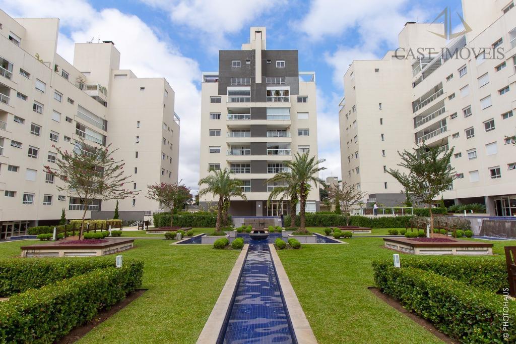 Apartamento com 03 suítes e 03 vagas à venda, Água Verde, Curitiba.