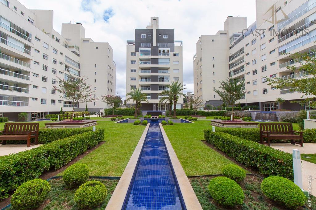 Apartamento Condomínio Quartier Água Verde, Curitiba.