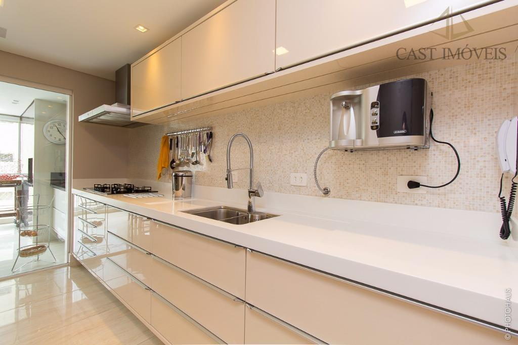 apartamento com 03 suítes, 03 vagas, 03 salas, à venda ou locação, bairro água verde, curitiba,...