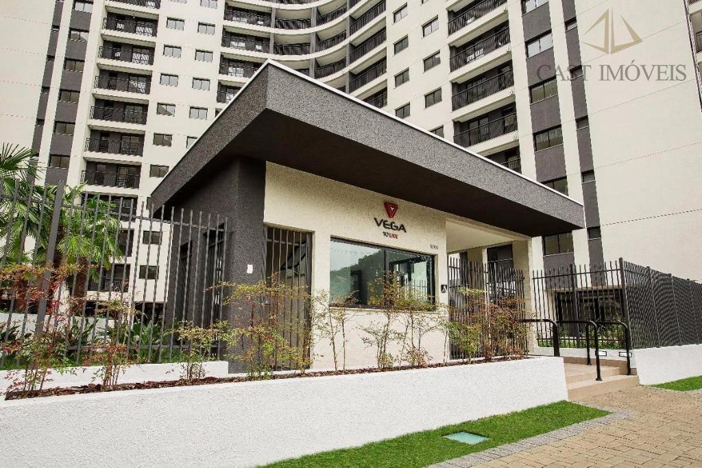 Apartamento de 2 dormitórios em Vila Izabel, Curitiba - PR