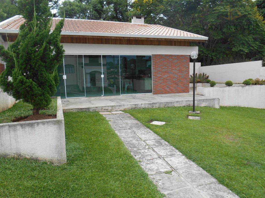 Sobrado residencial à venda, Boqueirão, Curitiba - SO0035.