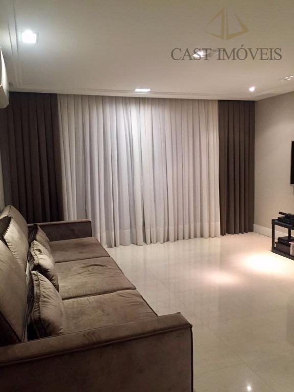 apartamento alto padrão a venda bairro água verde, curitiba, pr.exclusividade, único apartamento com 188 m² à...