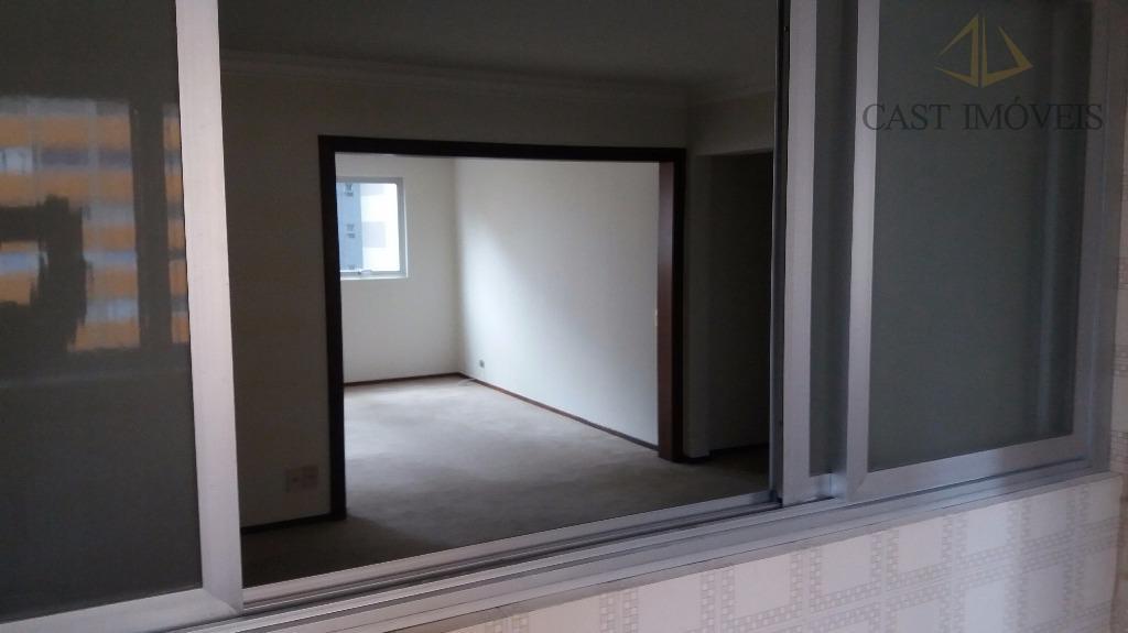 apartamento com 03 dormitórios na rua padre anchieta, bairro bigorrilho, curitiba, pr.apartamento espaçoso, face norte, muita...