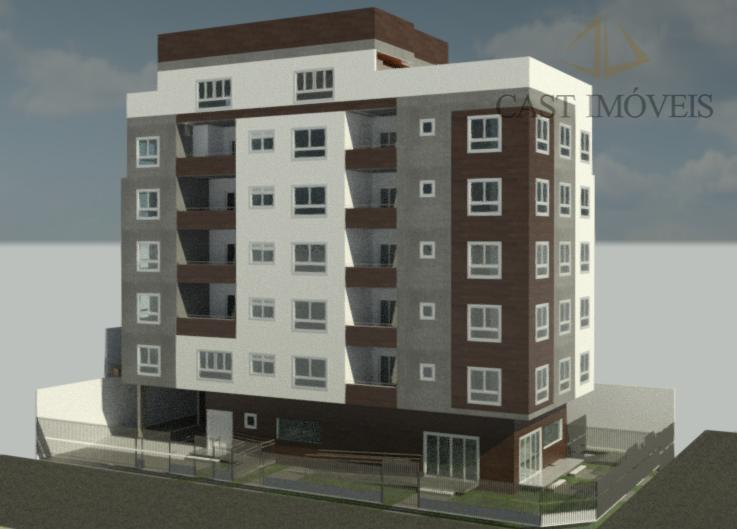 Apartamento novo à venda, Bairro Água Verde, Curitiba.