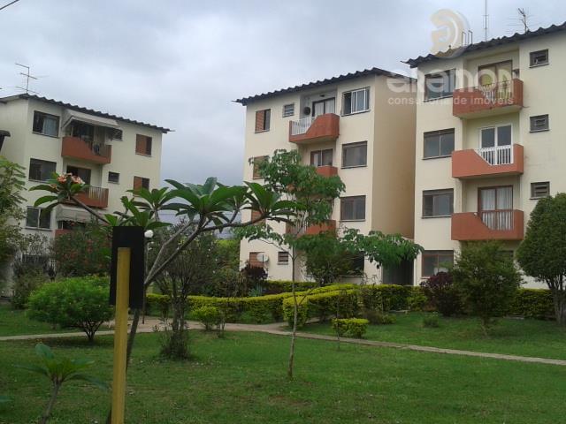 Apartamento residencial à venda, Gleba Califórnia, Piracicaba.