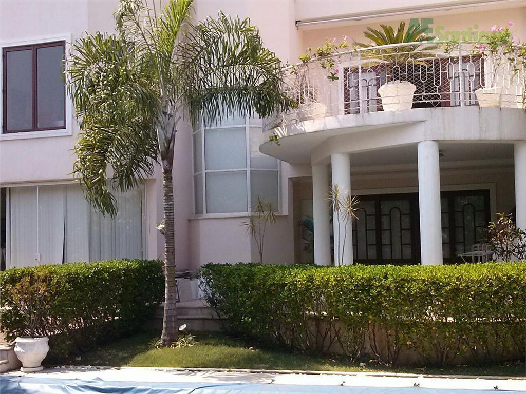 Casa residencial para locação, Condomínio Melville (Tamboré), Santana de Parnaíba.