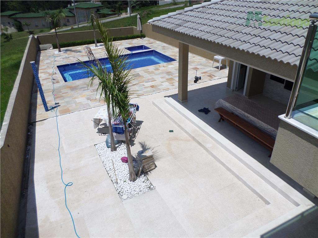 Casa residencial à venda, Reserva Santa Maria, Jandira - CA0286.