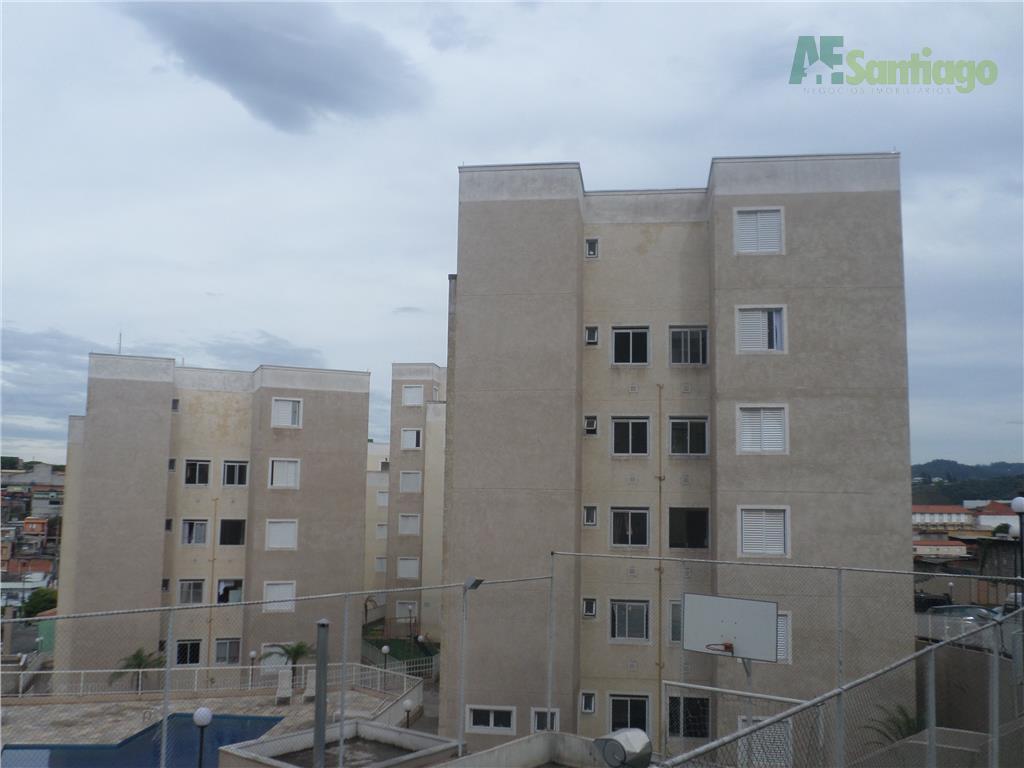 Apartamento residencial à venda, Le Parc, Jandira - AP0079.
