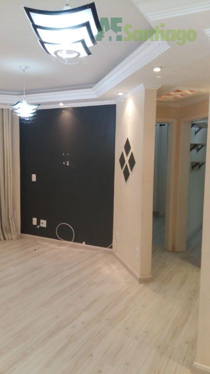 Apartamento residencial para locação, São Pedro, Osasco.