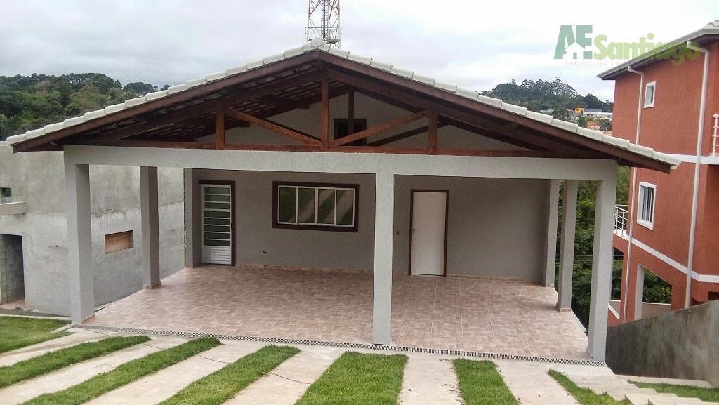 Casa residencial à venda, Condomínio Quintas de São Fernando, Cotia - CA0445.