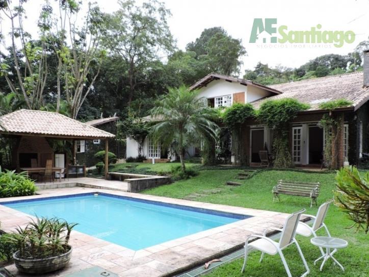 Casa residencial para venda , Chácara Granja Velha, Cotia - CA0518.