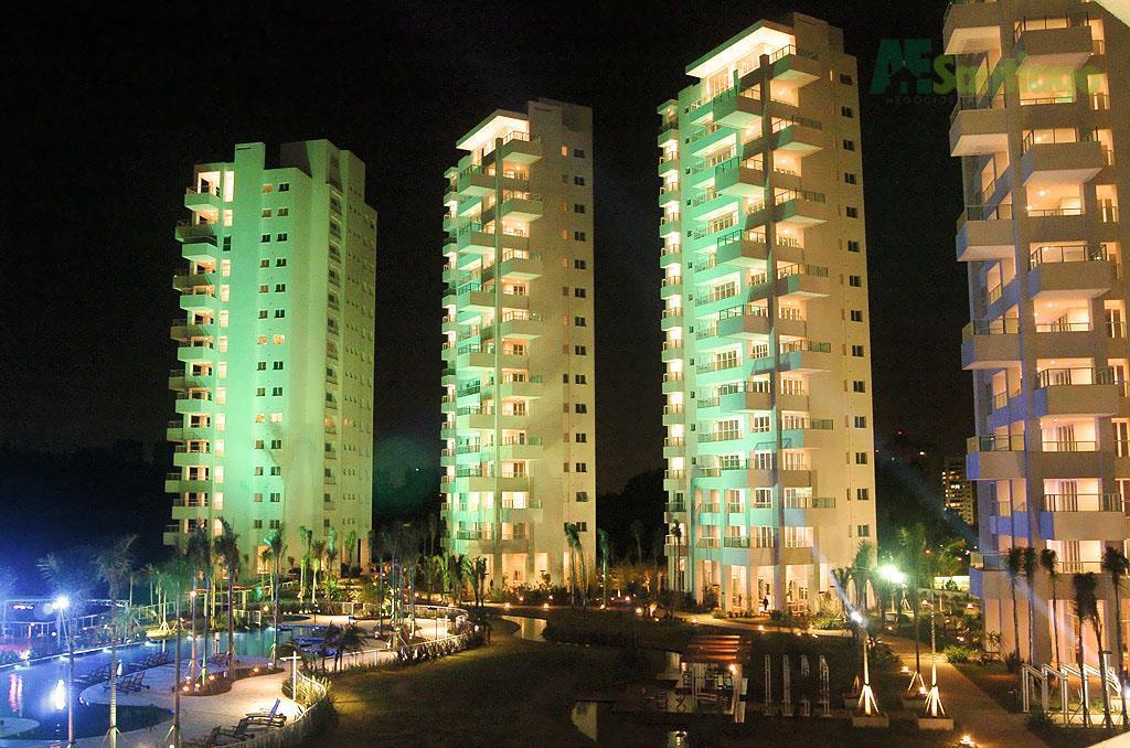 Apartamento residencial para venda e locação, Tamboré, Barueri - AP0136.