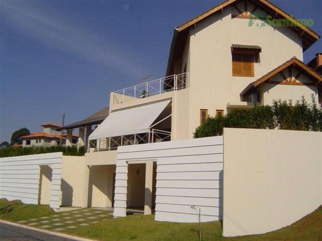 Casa residencial à venda, Nova Higienópolis, Jandira - CA0535.