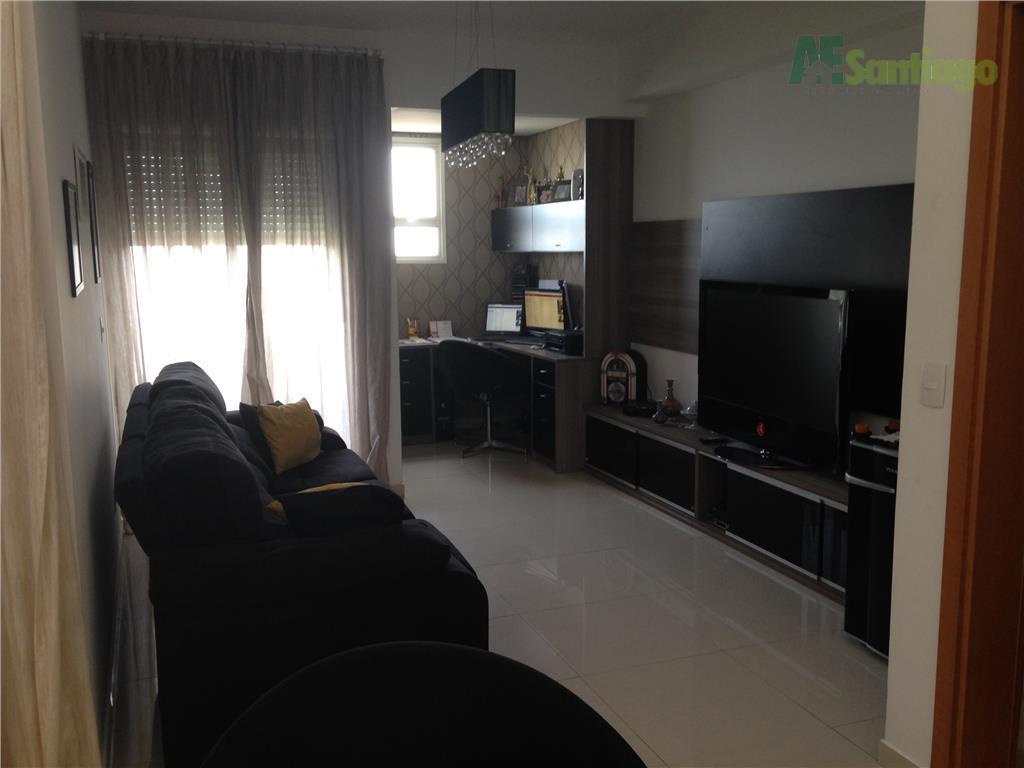 Apartamento residencial à venda, Tamboré, Santana de Parnaíba - AP0145.