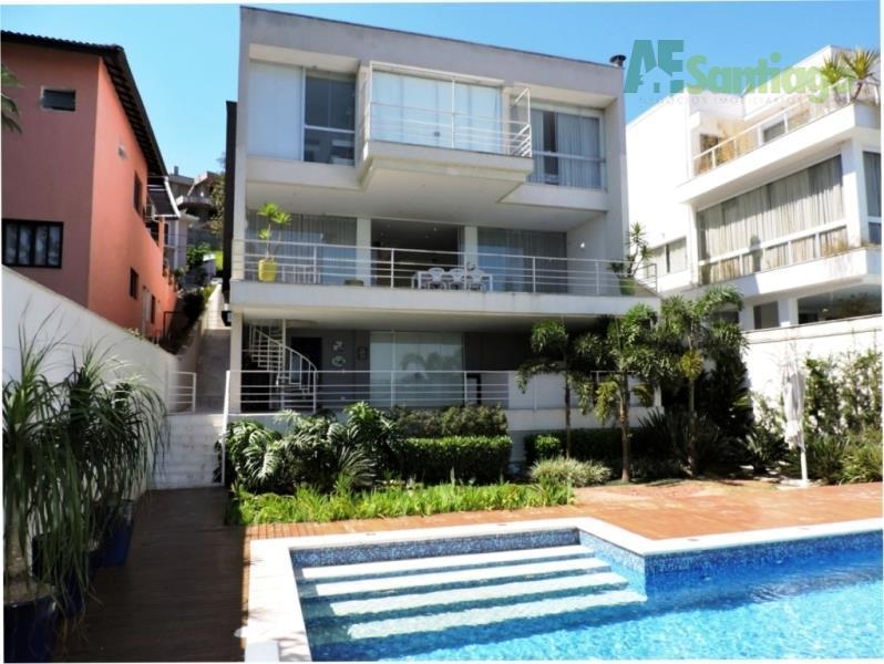 Casa residencial à venda, Golf Village, Carapicuíba - CA0598.