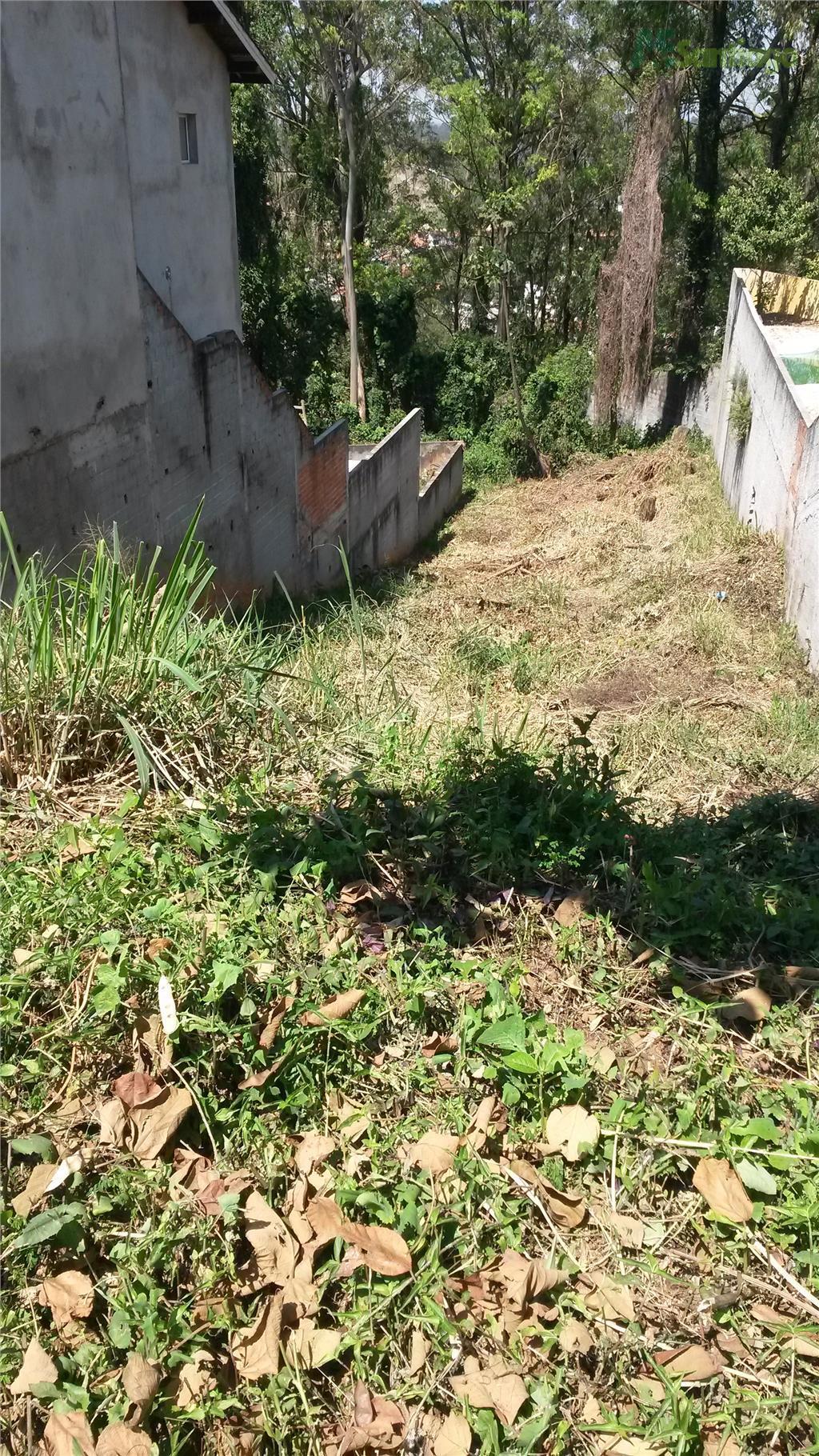 Terreno  residencial à venda, Nova Paulista, Jandira.