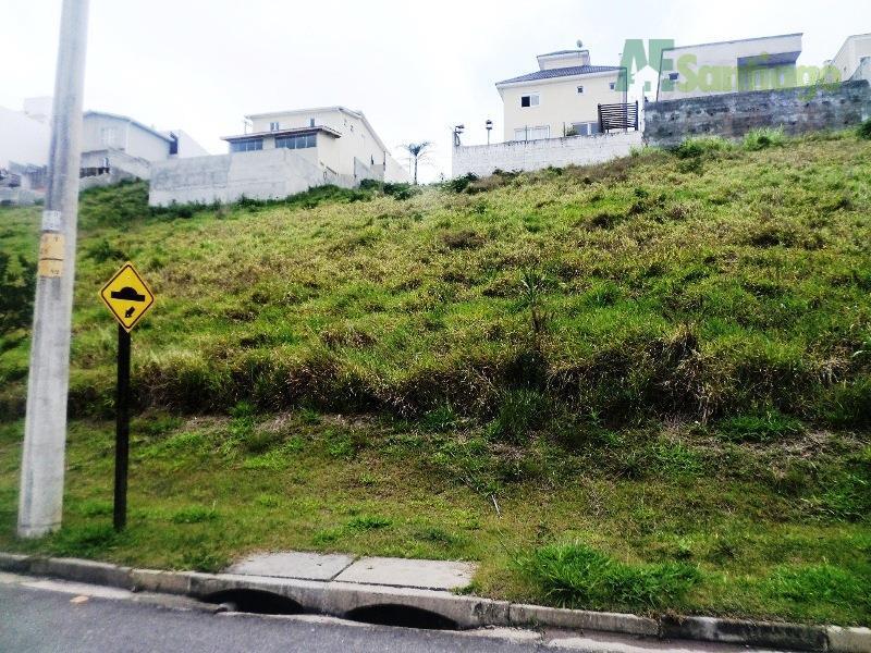 Terreno residencial à venda, Residencial dos Lagos, Cotia - TE0206.