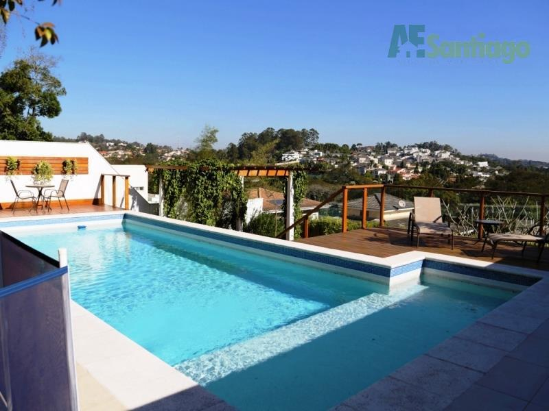 Casa residencial à venda, Golf Village, Carapicuíba - CA0624.