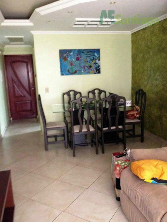 Apartamento residencial à venda, Vila Osasco, Osasco - AP0172.