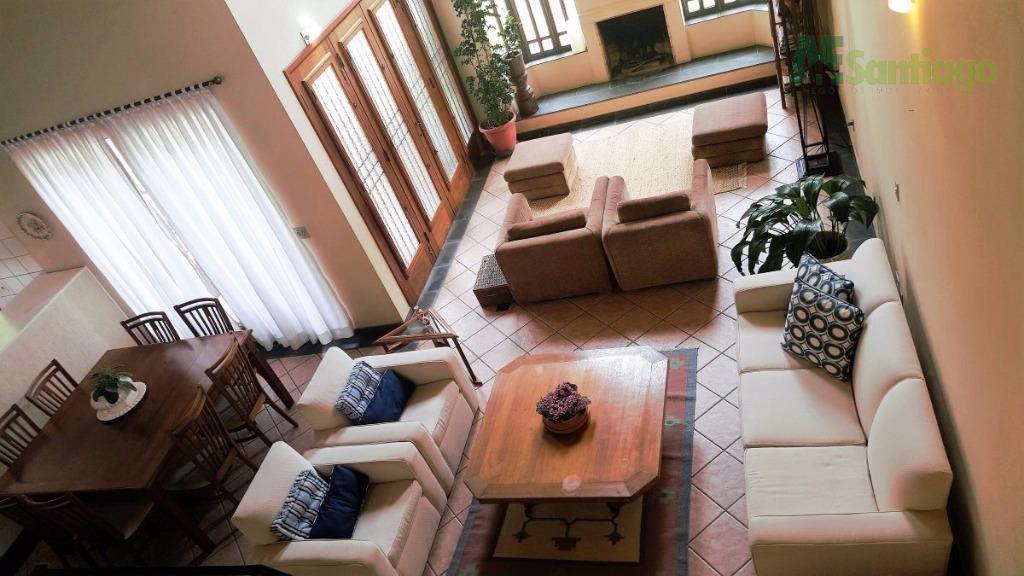 Casa residencial à venda, Algarve, Cotia - CA0644.