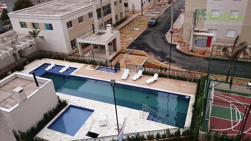Apartamento  residencial à venda, Centro, Barueri.