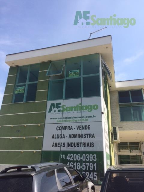 Sala comercial para locação, Parque Nova Jandira, Jandira.