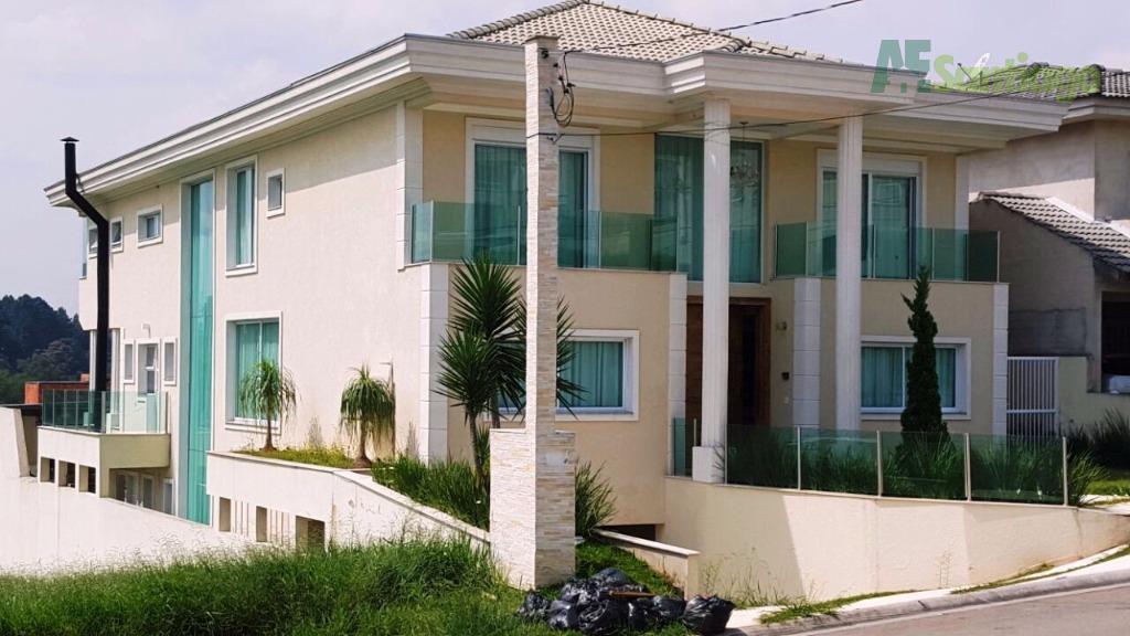 Casa residencial à venda, Reserva Santa Maria, Jandira - CA0297.