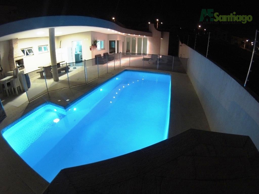 Casa residencial à venda, Reserva Santa Maria, Jandira - CA0310.