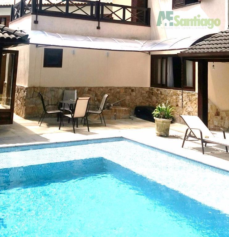 Casa residencial à venda, Morada dos Pássaros, Barueri.