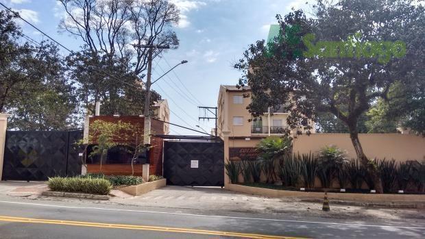 Apartamento residencial para venda e locação, Colinas de Jandira, Jandira.