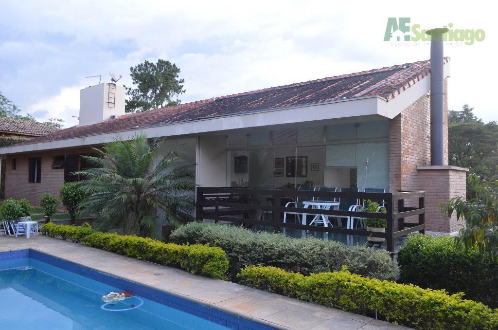 Casa residencial à venda, Colinas de São Fernando, Cotia.