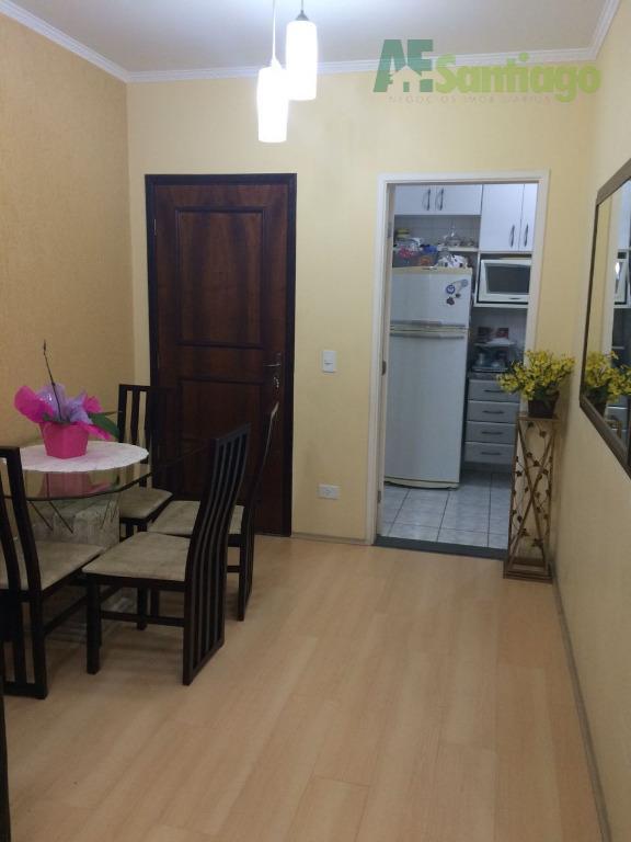 Apartamento residencial à venda, Colinas de Jandira, Jandira.