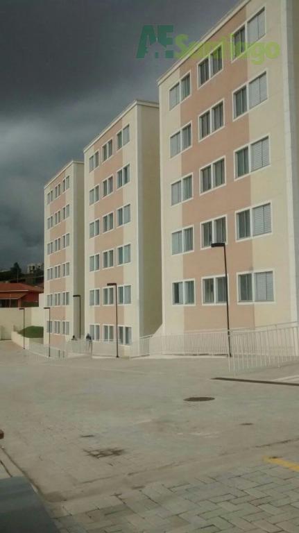 Apartamento residencial à venda, Outeiro de Passárgada, Cotia.