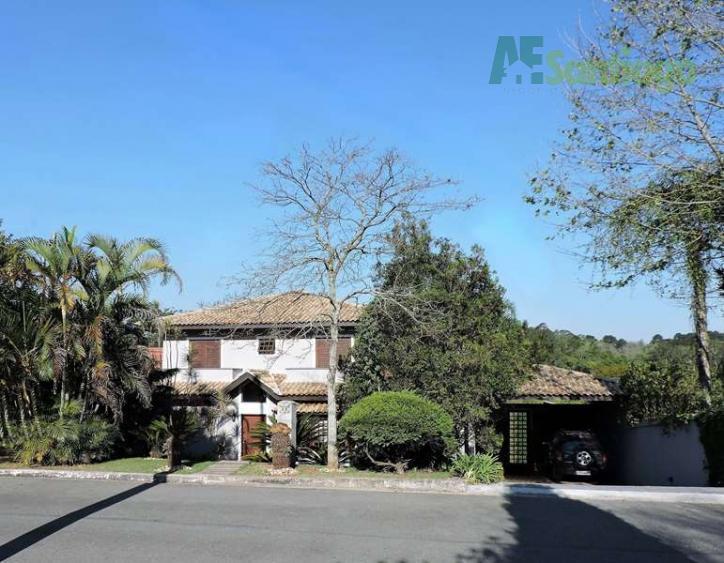 Casa residencial à venda, Condomínio Jardim Passárgada D, Cotia.