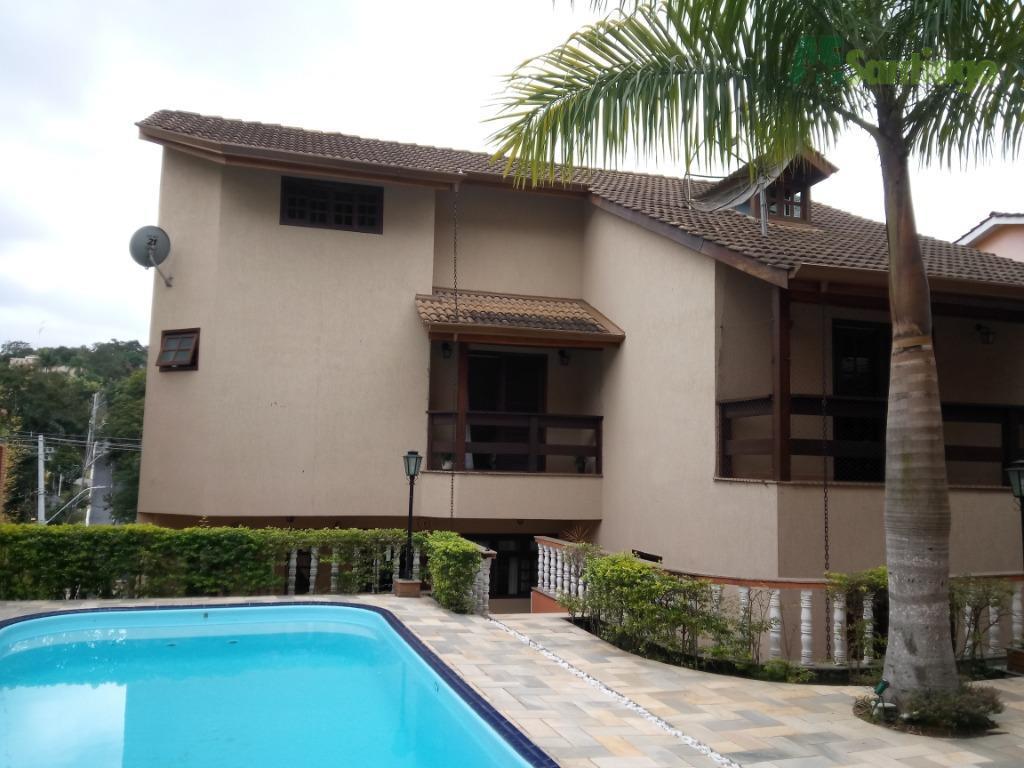 Casa residencial à venda, São Fernando Residência, Barueri.