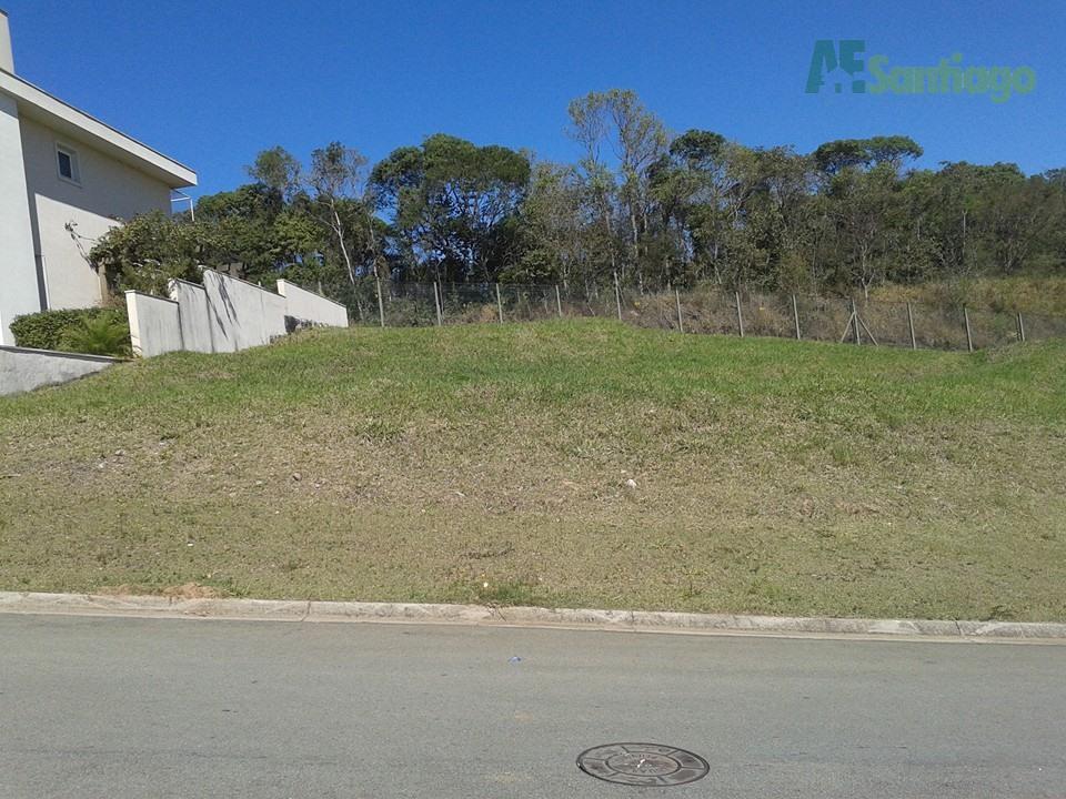 Terreno residencial à venda, Gênesis 2, Santana de Parnaíba - TE0046.