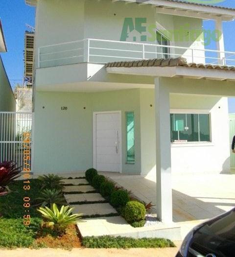 Casa residencial à venda, Condomínio Palm Hills, Cotia.