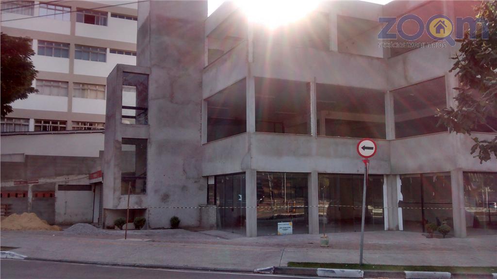 lindo prédio novo na 9 de julho e de esquina, ao lado de bancos, lojas, e...
